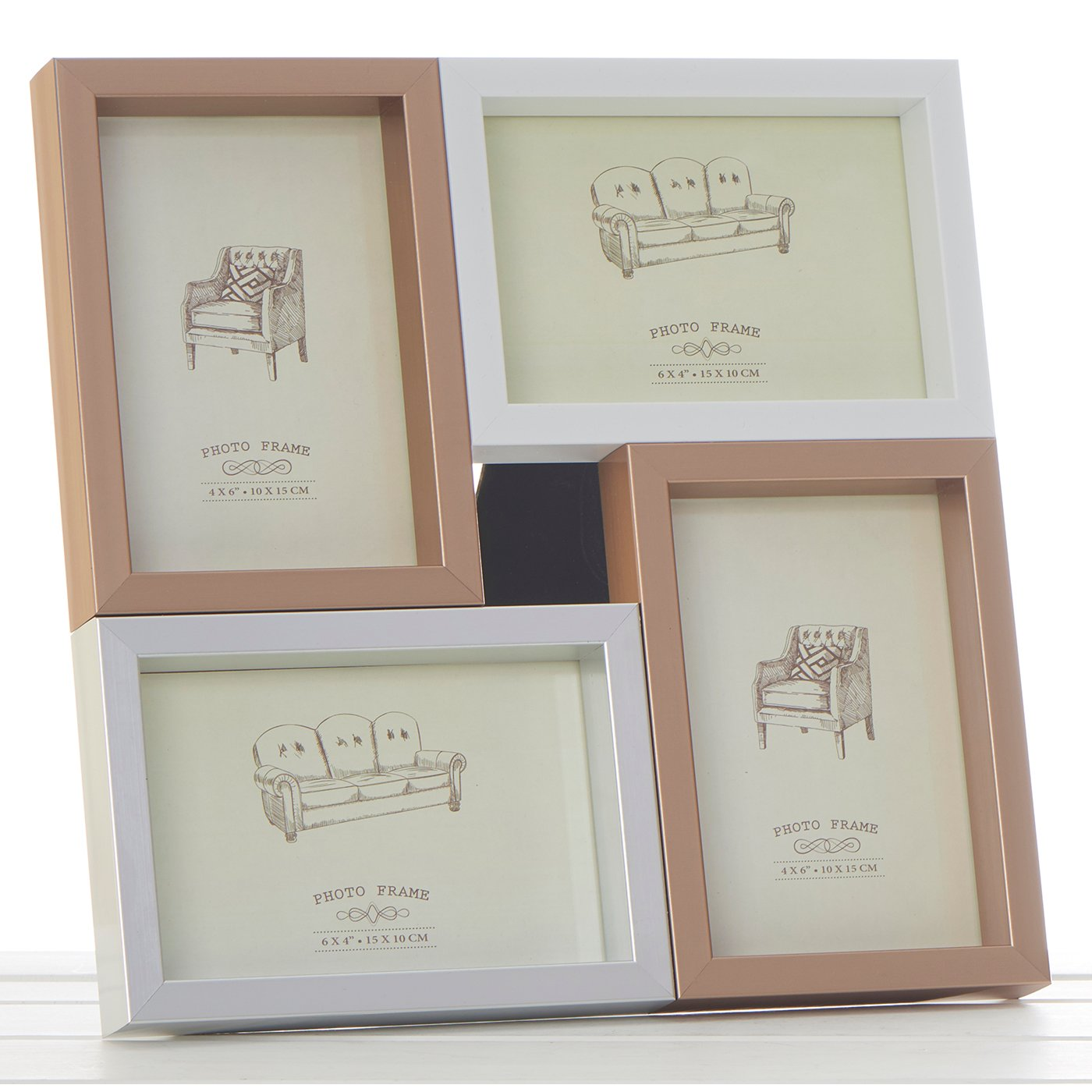 Ready Made Picture Frames from Frames.co.uk