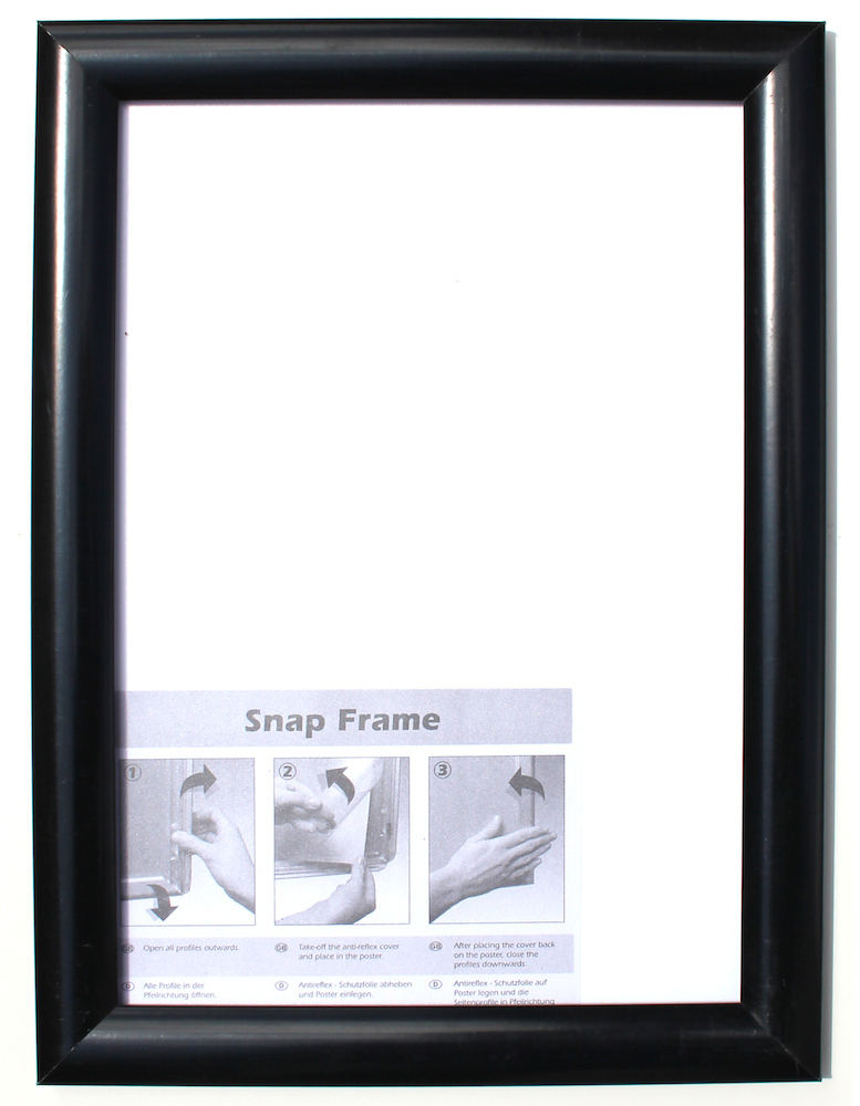 Ready Made Clip Frame Picture Frames