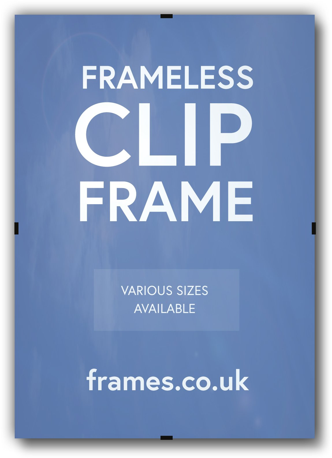 Ready Made Clip Frames From 122